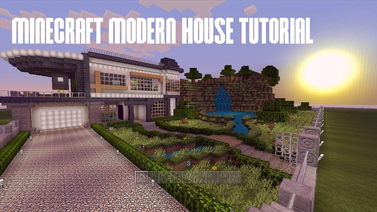 Minecraft moderne mobel