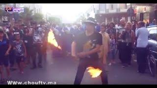 مهرجان كران بوجدة...كرنفال احتفالي وطقوس  خاصة لأكلة شرقية شهيرة   |   بــووز