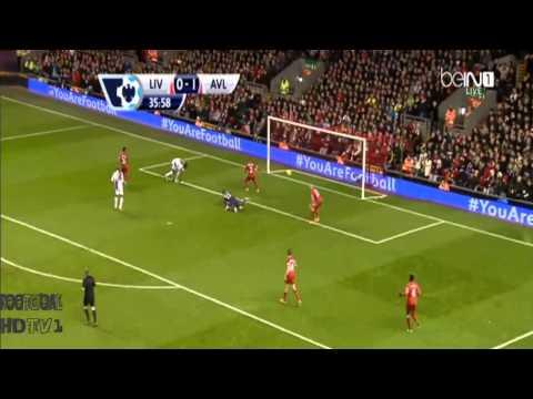 image video les buts tLiverpool vs Aston Villa [2-2]