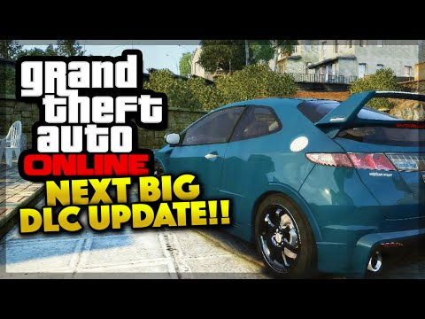 GTA 5 Online - NEXT BIG DLC! (GTA 5 Gameplay)
