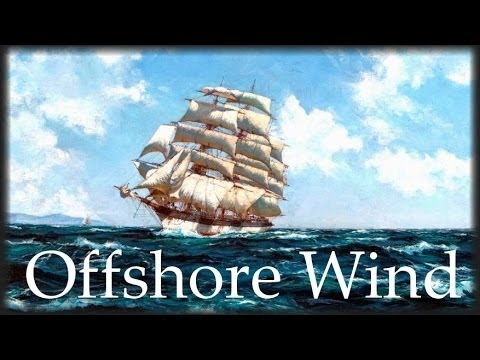 OFFSHORE WIND - rare historical film of famous Cornish pirates, the Pirateers!