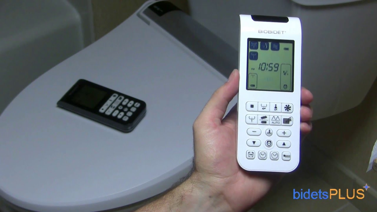 Bio Bidet BB 2000 Bliss Review - bidetsPLUS.com - YouTube
