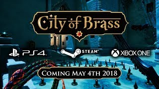 City of Brass - Release Date Announcement