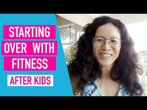 Starting Over at 33 | Michelle Ho's Journey Back to Fitness After Kids