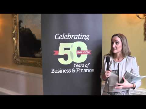 Top 100 Companies in Ireland issue launch