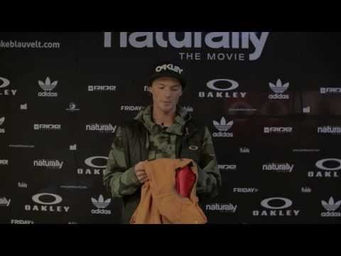 Jake Blauvelt - Oakley Fairhaven Jacket