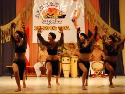 Alemar Capoeira Palco Da Vida 2013