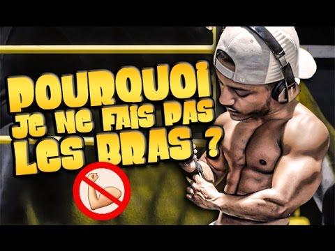 POURQUOI je NE FAIS PAS les BRAS by ALEX Bodytime