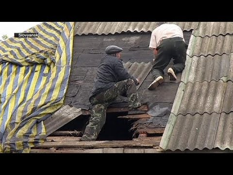 Ukraine: Rebels and government blame each other breaking ceasefire