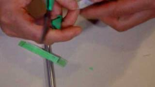 DIY-how To Make A Plastic Key From Soda Bottle.wmv