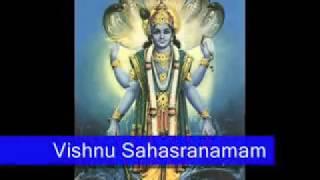 Vishnu-Sahasranamam Full-with-lyrics|