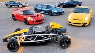 Chevy Corvette Z06 Vs. Lotus Exige S Vs. Porsche 911 GT3