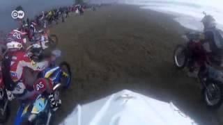 مشهد خلاب في سباق إندورو   عالم السرعة