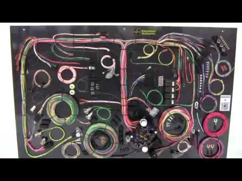 1970 74 cuda challenger classic update wiring kit from american autowire id12088