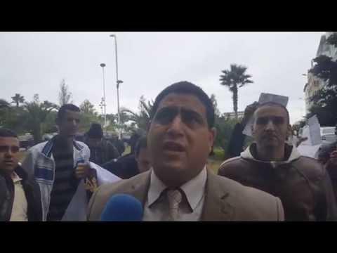 تصريح صادم ومبكي للقاضي الهيني بعد رفض انضمامه لهيئة المحامين بتطوان