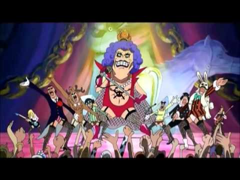 One Piece Sweet Transvestite AMV Hell 5