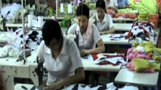 Công ty Cổ Phần May-In lụa NGỌC PHƯỚC - Lao Động  Khuyết Tật  Làm Việc