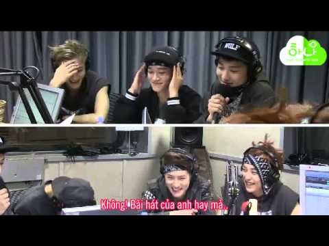 [Vietsub] 130531 Youngstreet - Chanyeol Fan call in