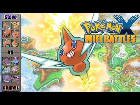 ★ Angriff der Haushaltsgeräte - Pokemon X Y WiFi Battle [German/Deutsch] [SuperFunTime]