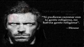 Frases Dr house Frases sarcasticas-Sarcasmo