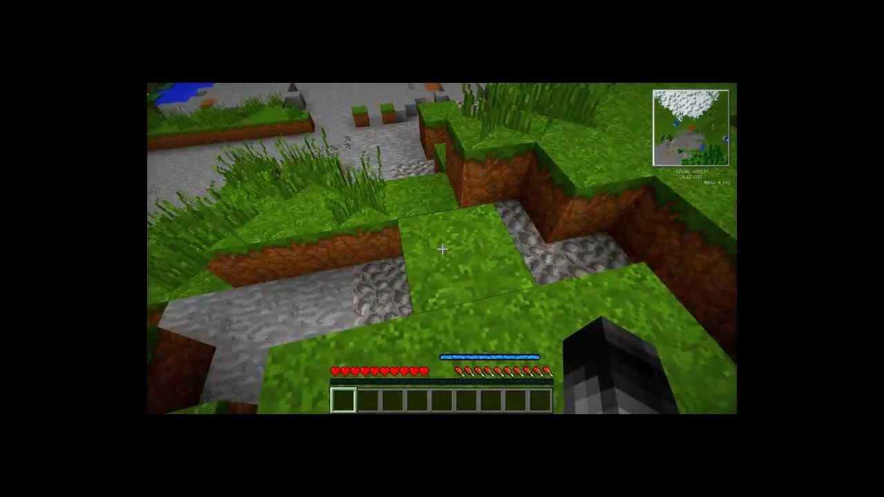 видео minecraft выживание с модами