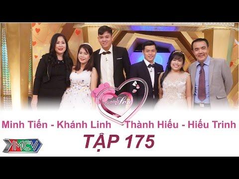 Minh Tiến - Khánh Linh | Thành Hiếu - Hiếu Trinh | VỢ CHỒNG SON - Tập 175 | VCS #175 | 251216