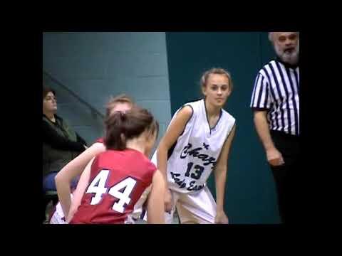 Chazy - Schroon Lake JV Girls 12-15-10