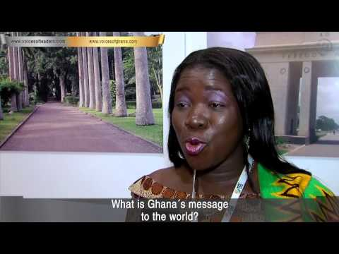 Voices of Leaders interviews Adeline Boateng and Elisabeth Ofosu-Agyare - Ghana
