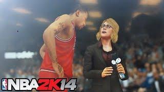 NBA 2K14 - Next-Gen Chicago Bulls vs OKC Thunder Gameplay HD | PS4