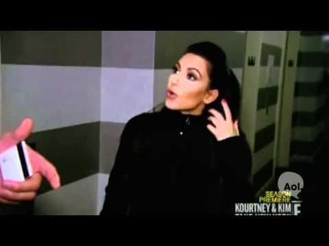 Reason Why They Divorced  Kris Humphries Walks In On Kim Kardashian