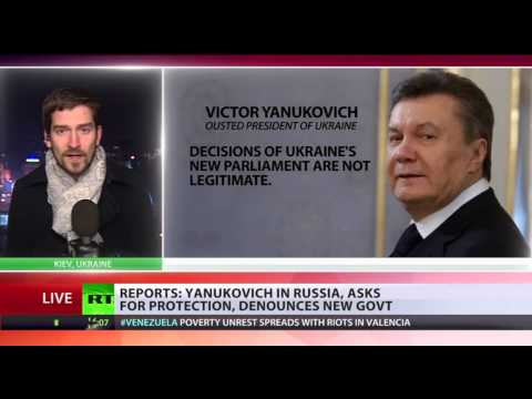 Yanukovich to hold press conference in Southern Russia