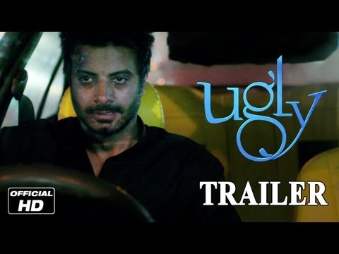 UGLY Theatrical Trailer | Anurag Kashyap | Ronit Roy