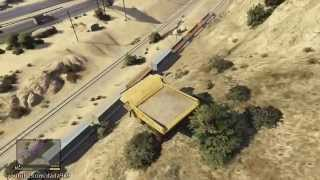GTA 5 Stunts 3