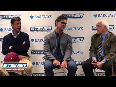 Don Mattingly on Torre, Cashman, & Managing in the National League(Steiner Sports Exclusive)