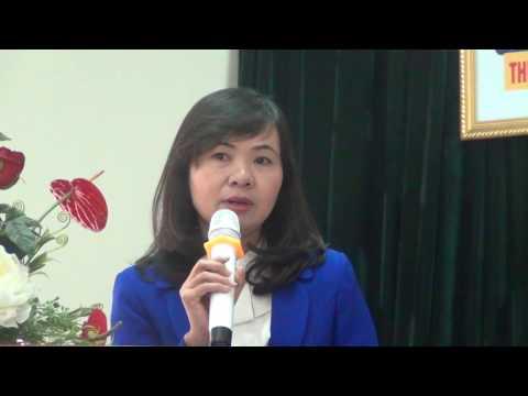 Trích đoạn phát biểu nhậm chức của Cô giáo Bùi Hải Yến