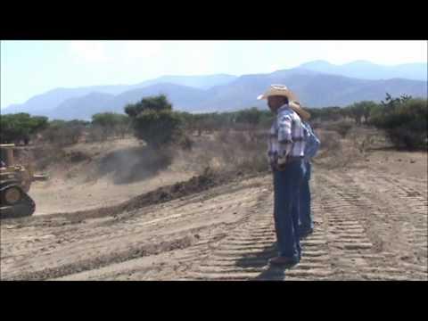 Bordos de Abrevadero en Tepechitlán 2011