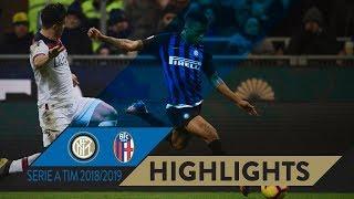INTER 0-1 BOLOGNA | HIGHLIGHTS | Matchday 22 Serie A TIM 2018/19