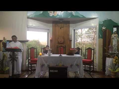 Santa Missa | 04.09.2020 | Sexta-feira | Padre Francisco de Assis | ANSPAZ