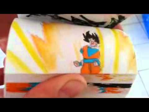 Cuộc chiến trên giấy giữa Son Goku và Super man