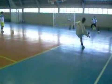 Treinamento Goleiros Futsal