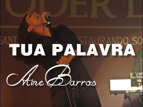 Tua Palavra (CD Graça) Aline Barros (Ao Vivo)