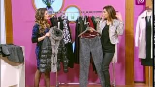 فرح الأسمر تتحدث عن صيحات الموضة لشتاء 2013