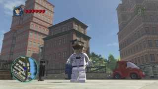 LEGO Marvel Superheroes Future Foundation Mister Fantastic