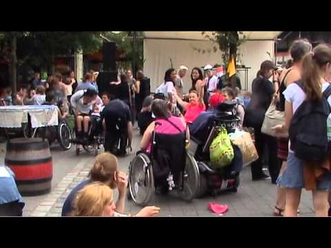 Disablity and Mad Pride Parade Berlin 2013