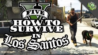 Advice For Playing GTA 5 Making Money, Exploring, And