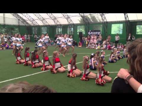 Cheer club Strong, наше выступление на черлидинг фесте