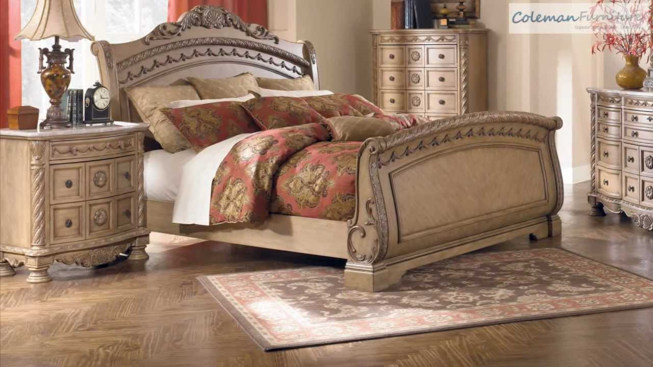 South Coast Bedroom Furniture From Millennium By Ashley Youtube