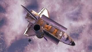 Tàu con thoi được phóng lên vũ trụ và trở về như thế nào ???