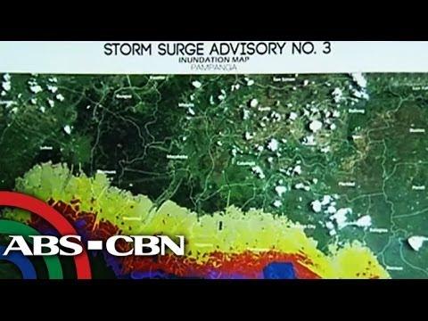 DOST-NOAH storm surge warning system
