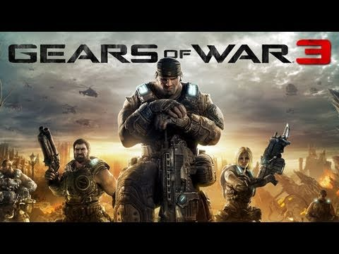 "Gears of War 3 ""Beta Countdown"""